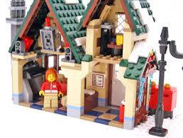 Lego Office by Winter Village Post Office Lego Set 10222 1 Building Sets