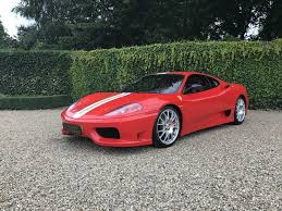 Ferrari 360 Challenge Stradale Interior Ferrari 360 Challenge Stradale 2nd Owner Full Service History