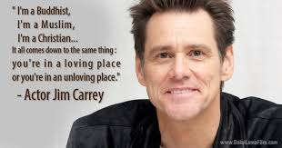 A Place Jim Actor Jim Carrey S Spiritual Awakening His Advice For Us And