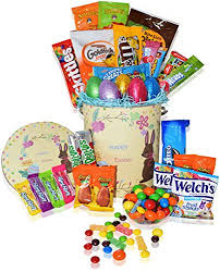 premade easter basket easter basket tin 30ct premade kids boys filled