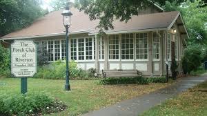 the porch club of riverton nj