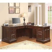 Computer Desk With Return Whalen Furniture Milan Computer Return Desk Sam S Club