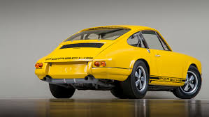 porsche 911 r a rare 1967 porsche 911 r prototype motors to market u2013 robb report