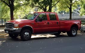 Ford F350 Diesel Trucks - file red ford f 350 jpg wikimedia commons