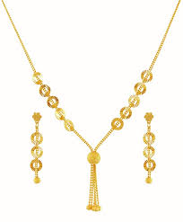 new light weight necklace designs in gold search
