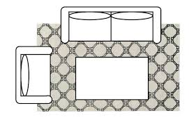 coffee tables diagonal area rug placement oversized area rugs