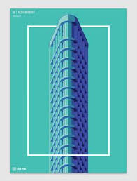 Architecture Poster Design Ideas Poster Design Henrique Folster Picdit In Graphic Design