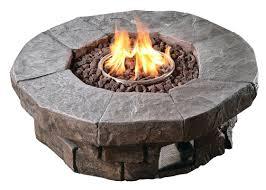 Lp Gas Firepit Peaktop Outdoor Propane Gas Pit Reviews Wayfair