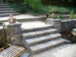 Retaining Wall Stairs Design Retaining Wall Stairs Design Decoration Retaining Wall Stairs