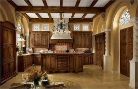 Old World Kitchen Cabinets Old Continent Kitchen From Wood Mode
