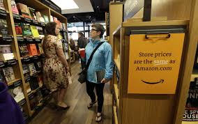 amazon outlet shop discounts and amazon will be opening a bookstore in l a la times
