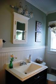 bathroom ideas with beadboard home depot beadboard in bathroom ideas jen joes design
