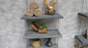 12 floating wood shelves for bathrooms 35 floating shelves