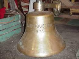ship bells nautical antique warehouse
