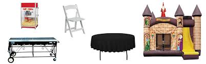 table and chair rentals nj equipment rentals in andover nj party rentals in newton new