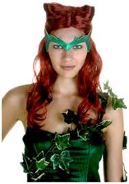 green halloween wig poison ivy costumes for halloween halloweencostumes com