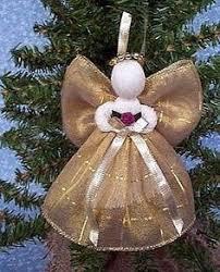 red u0026 wood star levi angel ornament denim pocket christmas wreath