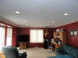bedroom recessed lighting ideas