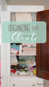 Organizing Closet Organizing Closets For An Uncluttered Mind U2022 Simply Carter