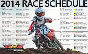 ama district 14 motocross championship lucas ama motocross schedule oil pro championship