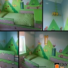 Super Mario Bedroom Decor Bedroom Diy Kids Bedroom On Bedroom Intended For Wall Art Ideas