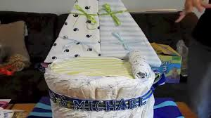 halloween diaper cake how to make a sail boat diaper cake step by step nautical theme
