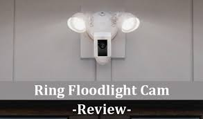 ring security light camera ring floodlight cam review