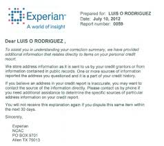 Dispute Letter For Experian experian dispute letter letters font
