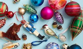 unique ornaments to deck your halls