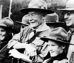 Robert Baden Powell Idéhistoriker Espen Schaanning Med Bok Om Speiderbevegelsen Dn No