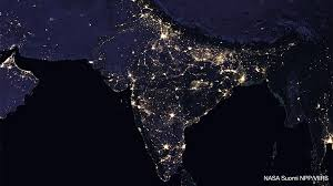 Light Being Light Pollution Night Being Lost In Many Countries Bbc News
