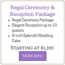 las vegas wedding packages all inclusive cheap new all inclusive wedding packages in las vegas