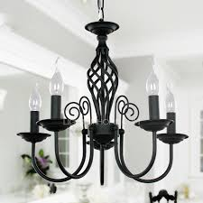 Simple Chandelier Simple Wrought Iron Small Chandeliers For Bedrooms 5 Light