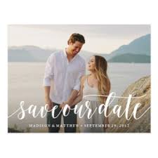 Save The Date Save The Date Cards Invitations Greeting U0026 Photo Cards Zazzle