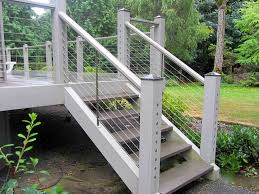 ultra tec stainless steel railing system modern deck other