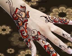 henna tattoo vorlagen hand bilder