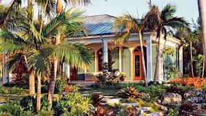 Modern Front Yard Desert Landscaping With Palm Tree And 10 Ways To Create A Backyard Oasis Coastal Living