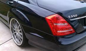 2010 s550 tail lights updated 2010 w221 taillights on older w221 page 11 mbworld org