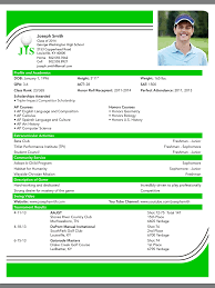 Community Service Resume Template Golf Resume Template Resume For Your Job Application