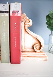 rustic corbel bookends 10th day of craftmas