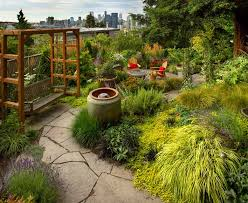 Backyard Botanical Complete Gardening System Landscapers Are Kings Of The Hill On Queen Anne The Seattle Times