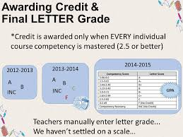 competency based assessment and reporting pittsfield middle high