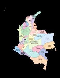 colombia map vector colombia digital vector maps editable illustrator pdf