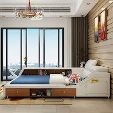bedroom design storage bed modern storage bed for kids elongated