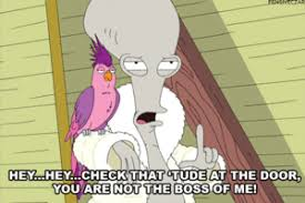 American Dad Memes - roger american dad gifs get the best gif on giphy