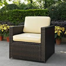 Wicker Home And Patio Furniture by Modern Wicker Patio Chair U2013 Outdoor Decorations