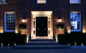 Designer Lighting Front Doors Outdoor Light Over Front Door Front Door Design