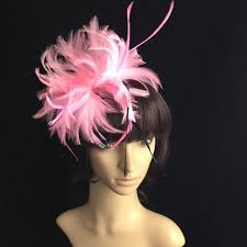 hair accessories melbourne pink kentucky derby fascinator ascot races headpiece bridal