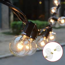 Vintage Globe String Lights by Compare Prices On Patio String Light Online Shopping Buy Low
