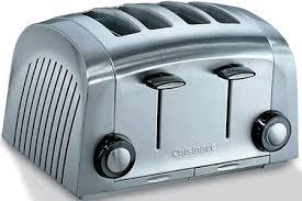 Cuisinart Toaster 4 Slice Cuisinart Toaster U2013 4 Slice Latest Trends In Home Appliances